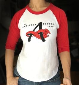 Illustration and design for school tshirt