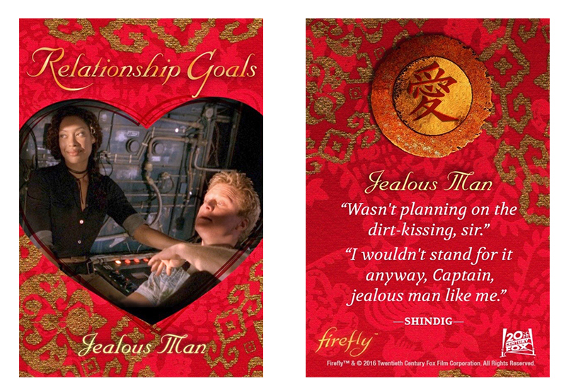 There Are Many References To Asian Cultures In Firefly, So I Was Delighted  To Apply