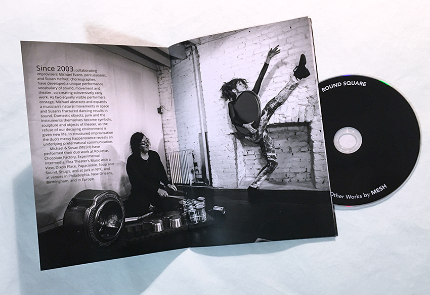 Design of DVD and booklet
