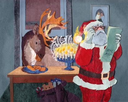Christmas/Hannukah Card