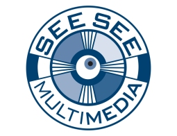 Logo design in Adobe Illustrator. The concentric circles of the old broadcast sign inspired the eyeball in this logo. Coincidentally the client is Turkish and loved the resemblance to an evil eye talisman.