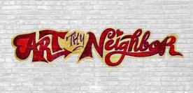 Logo design, hand lettering