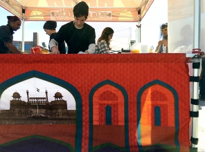 Parantha Alley Tent