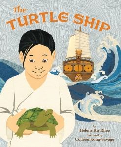 Illustration for The Turtle Ship cover