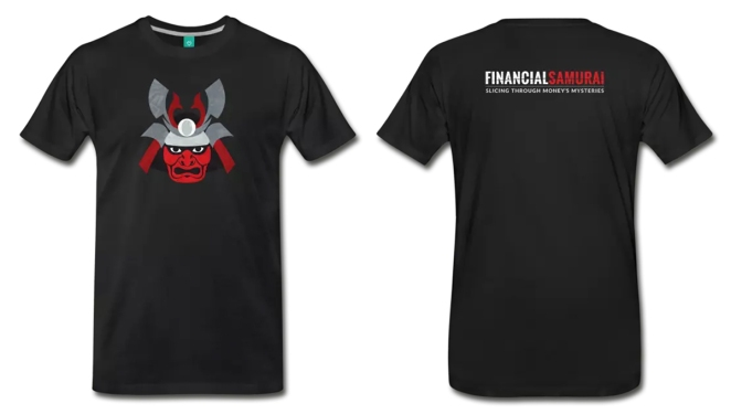 Financial Samurai Shirt