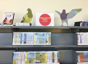Pigeons DVD